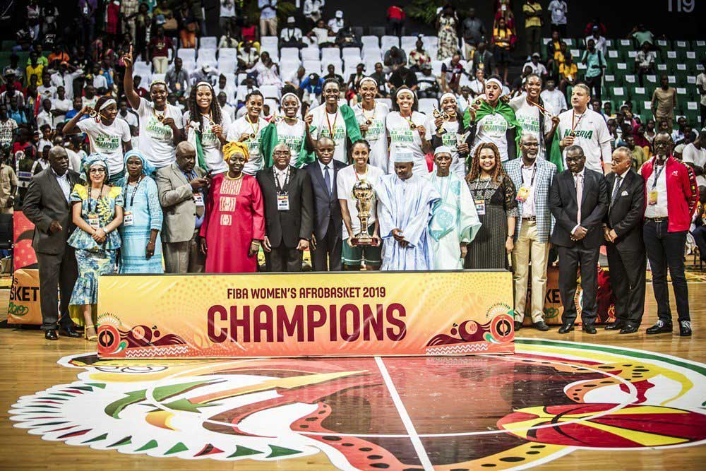 D'Tigress win 2019 FIBA Championship
